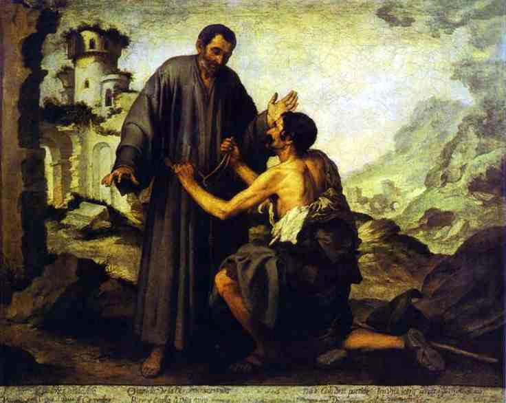Bartolomé_Esteban_Murillo-_Brother_Juniper_and_the_Beggar
